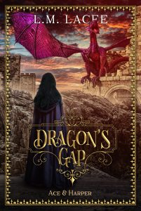 Dragon's Gap Book 5 Cover Art