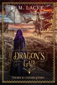 Dragon's Gap Book 6 Cover Art