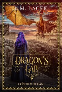 Dragon's Gap Book 7 cover